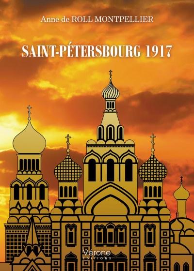 Anne DE ROLL - Saint-Pétersbourg 1917