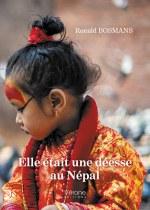 Ronald BOSMANS - Elle était une déesse au Népal