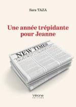 Sara TAZA - Une année trépidante pour Jeanne